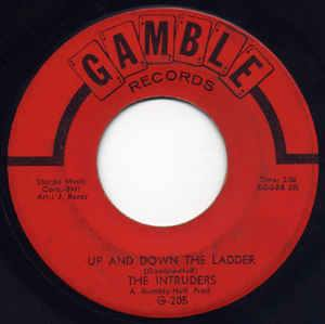 The Intruders- Together/ Up And Down The Ladder