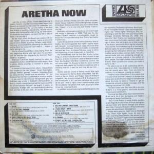 Aretha Franklin- Aretha Now