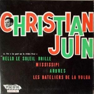 Christian Juin- Hello Le Soleil Brille