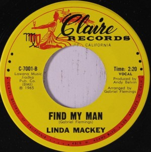 Linda Mackey- Yours For the Asking