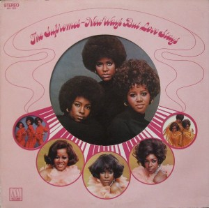 The Supremes ‎– New Ways But Love Stays