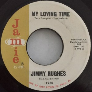 Jimmy Hughes- I'm Qualified/ My Loving Time
