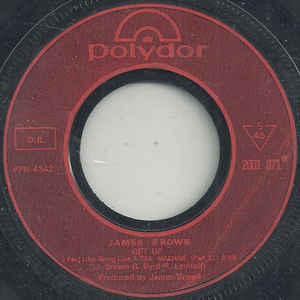 James Brown-... A Sex Machine (Parts 1& 2)