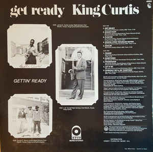 King Curtis- Get Ready