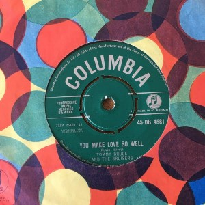 Tommy Bruce & The Bruisers- You Make Love So Well