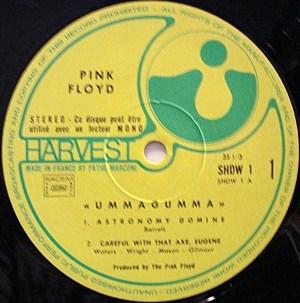 Pink Floyd- Ummagumma