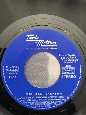 Michael Jackson- Rockin' Robin