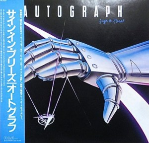Autograph- Sign In Please