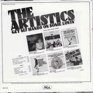 The Artistics – Get My Hands On Some Lovin'