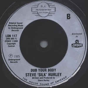 "Steve ""Silk"" Hurley- Jack Your Body"