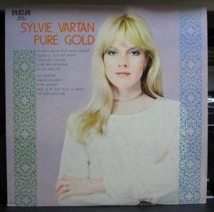 Sylvie Vartan- Pure Gold