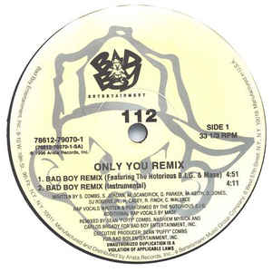 112-Only You (Remix)