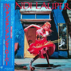 Cyndi Lauper- She's So Unusual