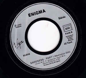Enigma- Sadeness Part 1