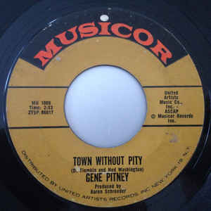 Gene Pitney- Town Without Pity