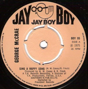 George McCrae- Sing A Happy Song