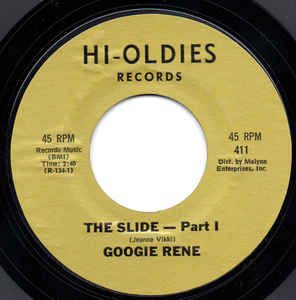 Googie Rene- The Slide