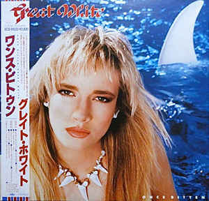 Great White- Once Bitten