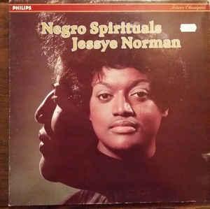Jessye Norman- Negro Spirituals