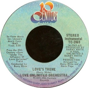 Love Unlimited Orchestra- Love's Theme