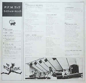 P.F.M- Cook