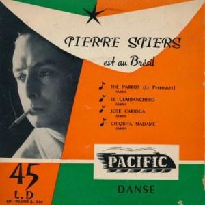 Pierre Spiers- Pierre Spiers Est Au Brésil