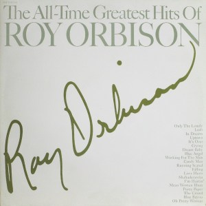 Roy Orbison- The All- Time Greatest Hits Of