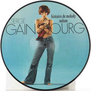 Serge Gainsbourg- Histoire De Melody Nelson