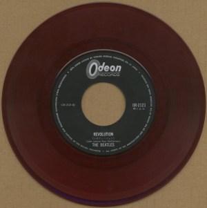 The Beatles- Hey Jude/ Revolution