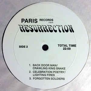 The Doors- Resurrection