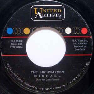 The Highwaymen- Michael/ Santiano