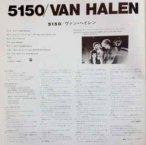 Van Halen- 5150