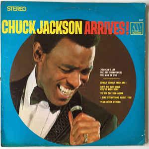 Chuck Jackson- Arrives!