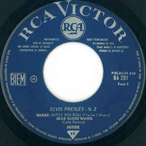 Elvis Presley- Rock And Roll N°2