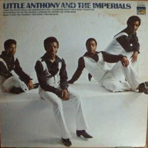 Little Anthony & The Imperials- Little Anthony and The Imperials