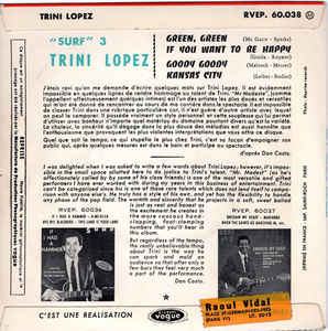 Trini Lopez- Surf n°3