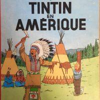 BD-TINTIN en AMERIQUE 1957-B22