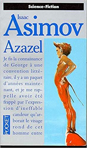 Azazel de Isaac Asimov