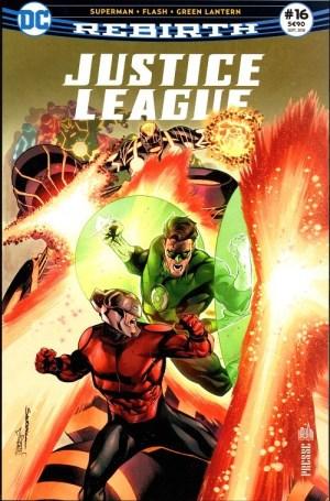 Justice League Rebirth  tome 16 de Louis Williams et Guillem March