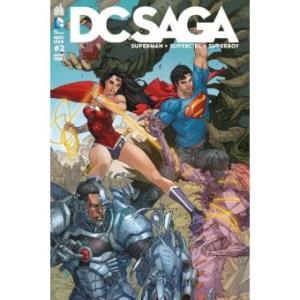 DC Saga - Hors série Tome 2