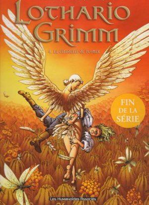 Lothario Grimm: tome 4: La citadelle de plumes de  Patrick Galliano et Fabio Mantovani