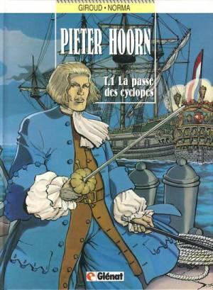 Pieter Hoorn tome 1: Le passé des cyclopes de Giroud & Norma