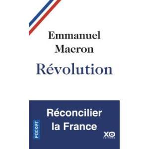 Révolution de Emmanuel Macron