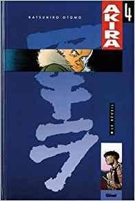Akira, tome 4: Le Réveil de Katsuhiro Otomo