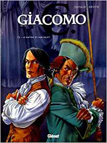Giacomo C., tome 4 de Dufaux & Griffo