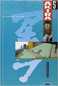 Akira - Couleur Vol 5: Désespoir de Katsuhiro Otomo