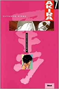 Akira - Couleur Vol 7: Révélations de Katsuhiro Otomo
