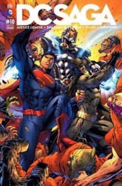 DC Saga, tome 10 de Geoff Johns & Jürg