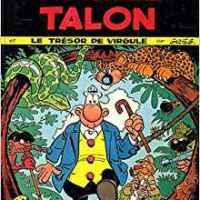 Achille Talon et le trésor de Virgule, tome 16 de Greg
