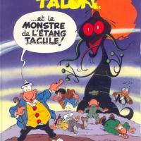 ACHILLE TALON TOME 39 : LE MONSTRE DE L'ETANG TACULE  de Greg